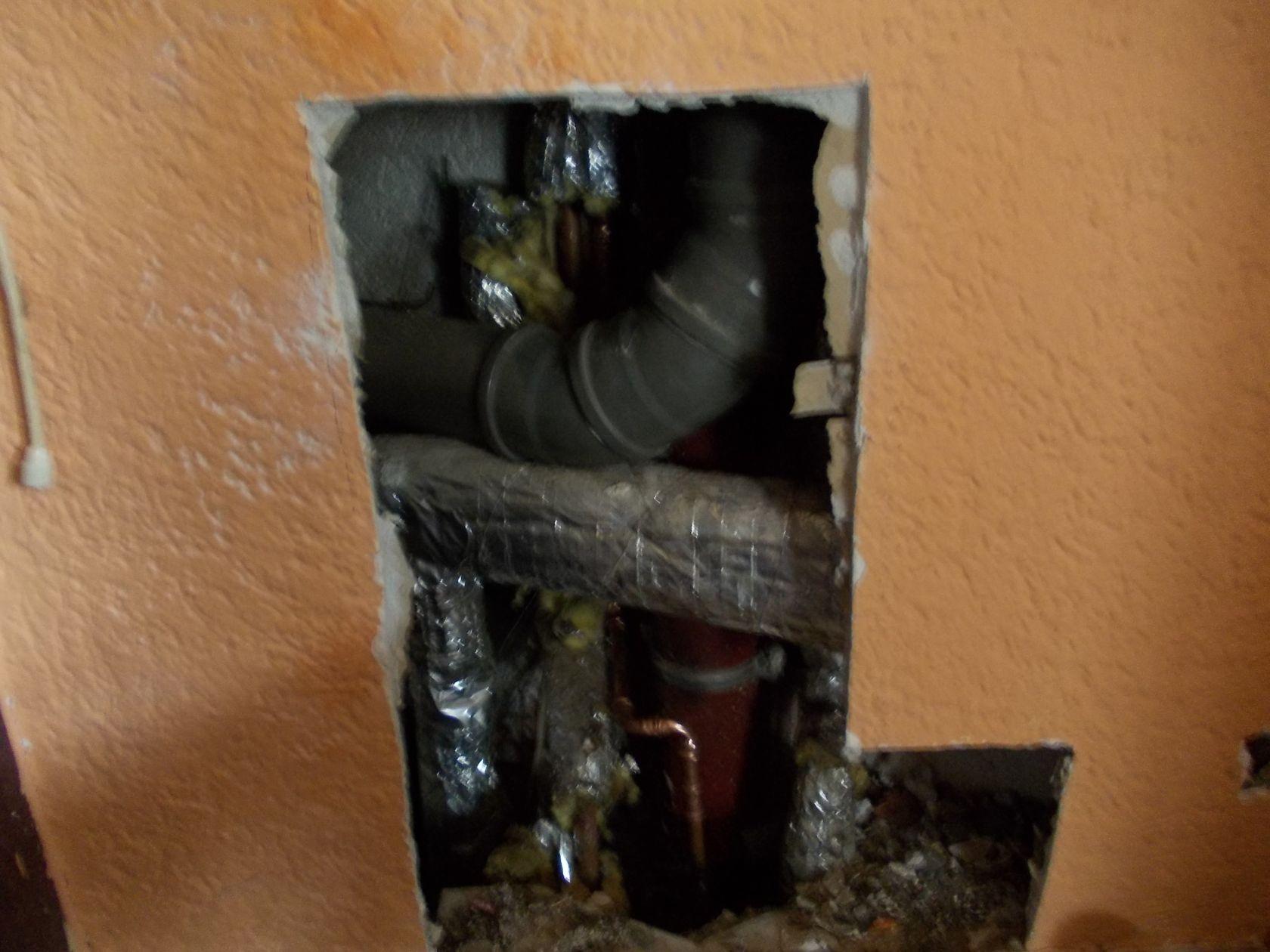 heidelberg defekte warmwasserleitung aus kupfer zum thema warmwasserleitung kupferrohr. Black Bedroom Furniture Sets. Home Design Ideas